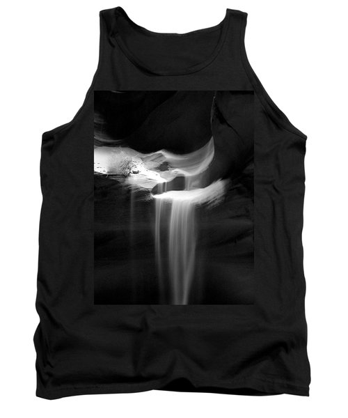 Flowing Sand In Antelope Canyon Tank Top by Lucinda Walter