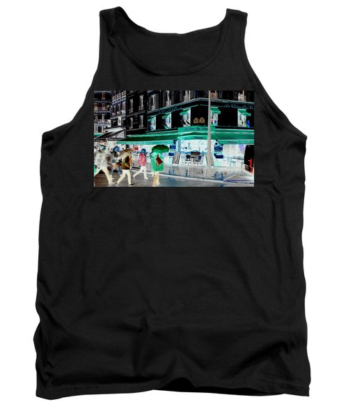 Fluidity In Motion  Tank Top