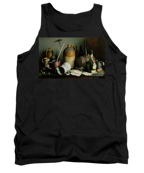 Foes In The Guise Of Friends Tank Top