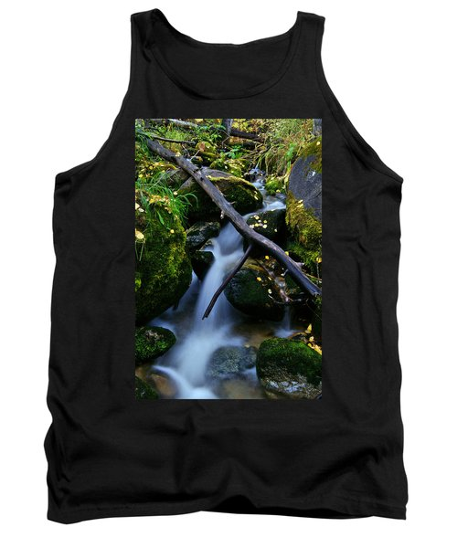 Tank Top featuring the photograph Follow Me by Jeremy Rhoades