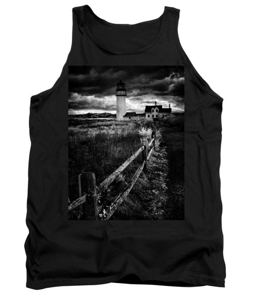 Follow Me Tank Top by Robert McCubbin