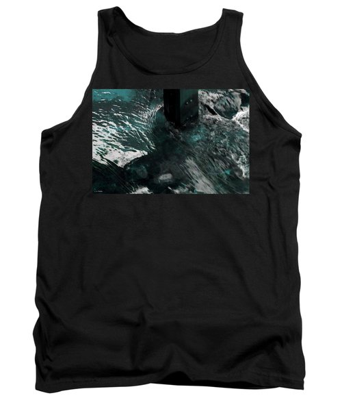 Tank Top featuring the photograph Follow The Tao by Lauren Radke