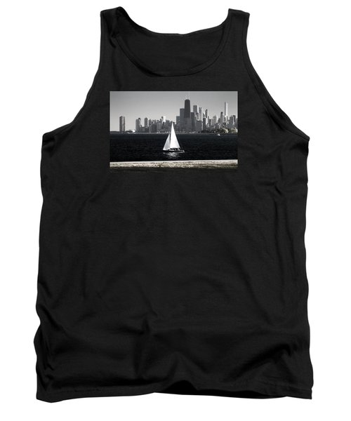 Tank Top featuring the photograph Follow Your Dream by Milena Ilieva