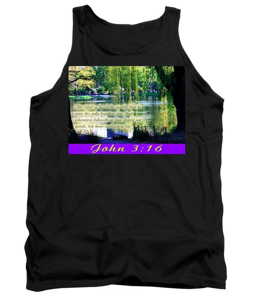 For God So Loved- Tank Top