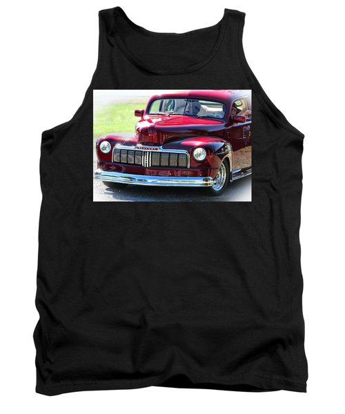 Ford Mercury Eight Tank Top