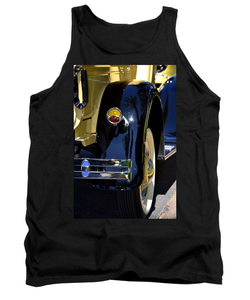 Ford Pickup Tank Top by Dean Ferreira