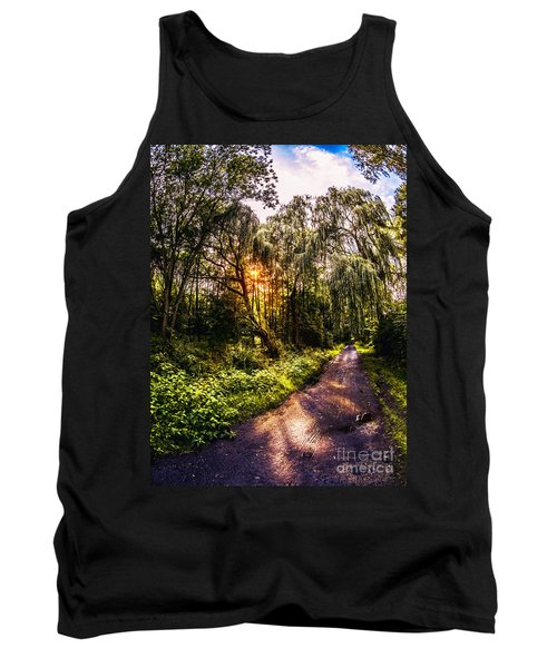 Forest Track Tank Top