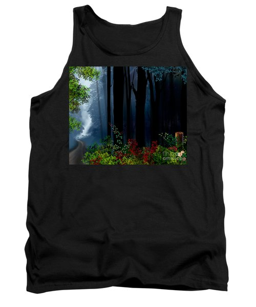 Forest Trail Tank Top