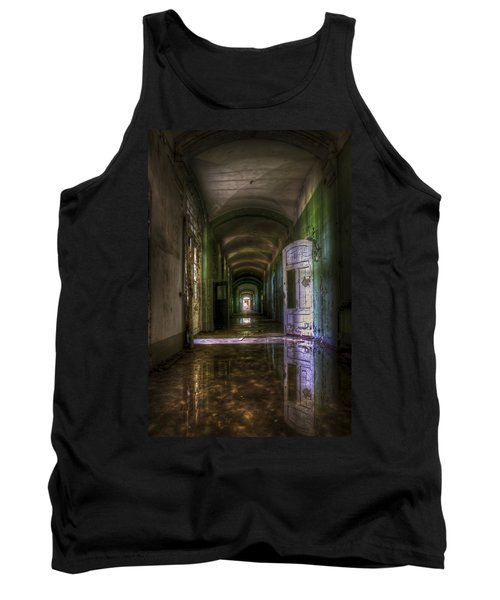 Forgotten Reflections Tank Top by Nathan Wright