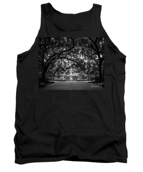 Forsyth Park Tank Top by Perry Webster