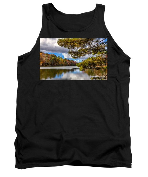 Fort Mountain State Park Tank Top