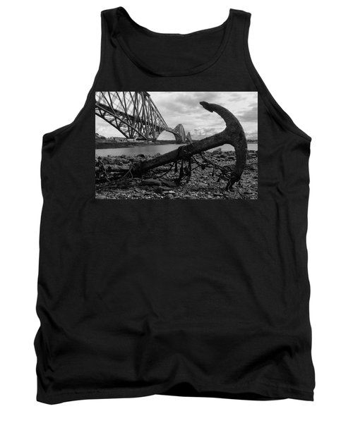 Forth Bridge Anchor Tank Top