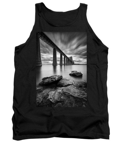 Forth Bridge Tank Top