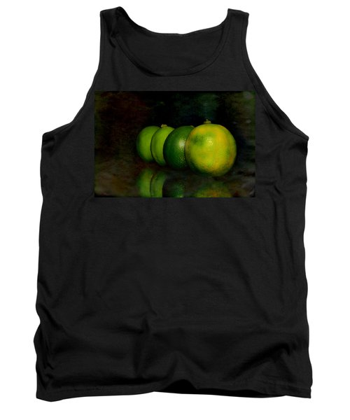 Four Limes Tank Top