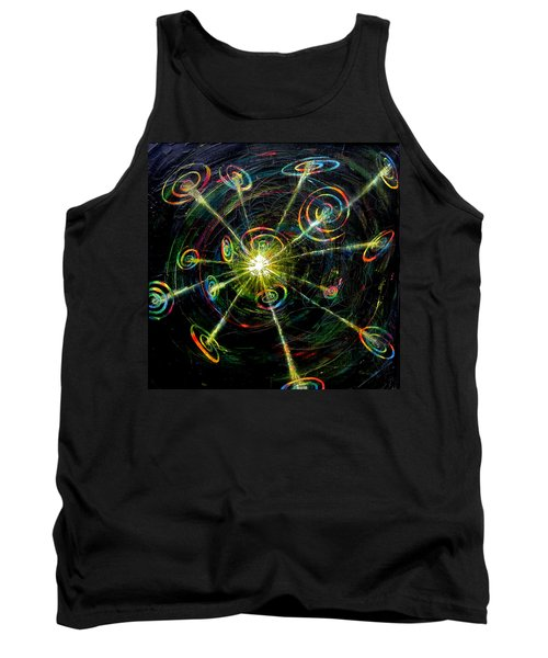 Fourth Day Of Creation Tank Top