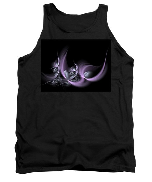Fractal Fruits Tank Top by Gabiw Art