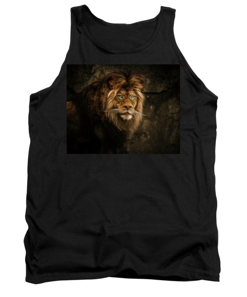 Fractallion Tank Top