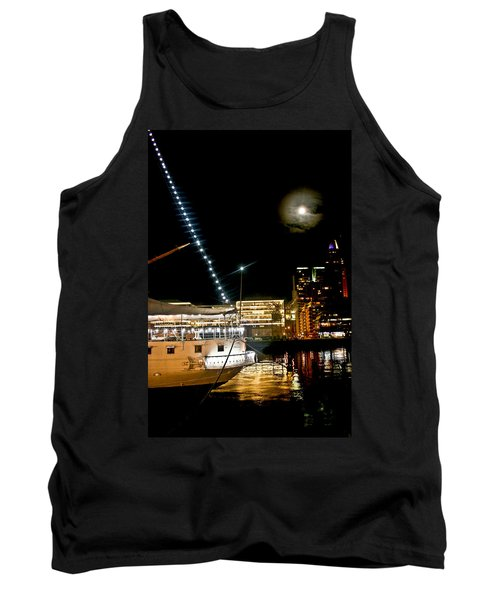 Tank Top featuring the photograph Fragata  by Silvia Bruno