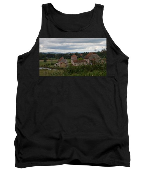 French Farm House Tank Top