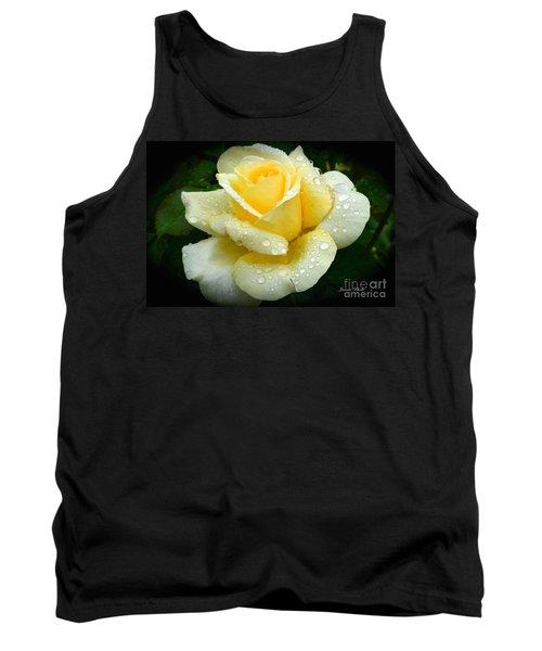 Fresh Sunshine Daydream Rose Tank Top
