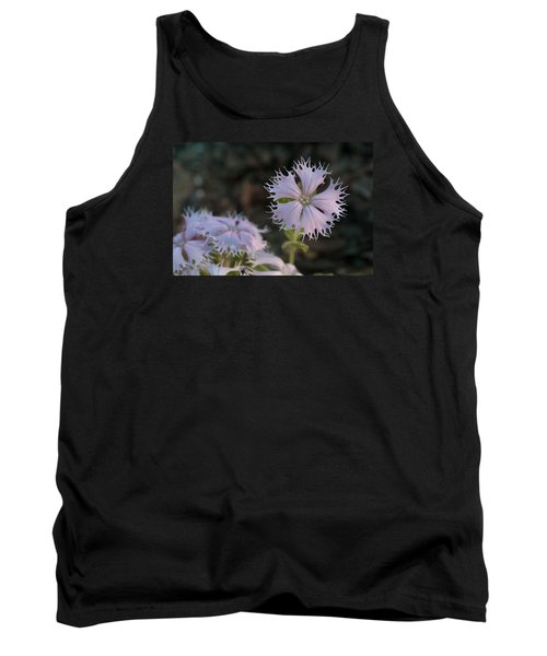 Tank Top featuring the photograph Fringed Catchfly by Paul Rebmann