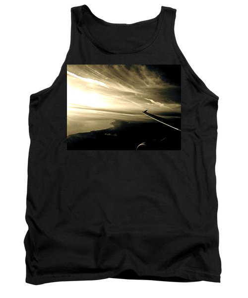 From The Plane Tank Top