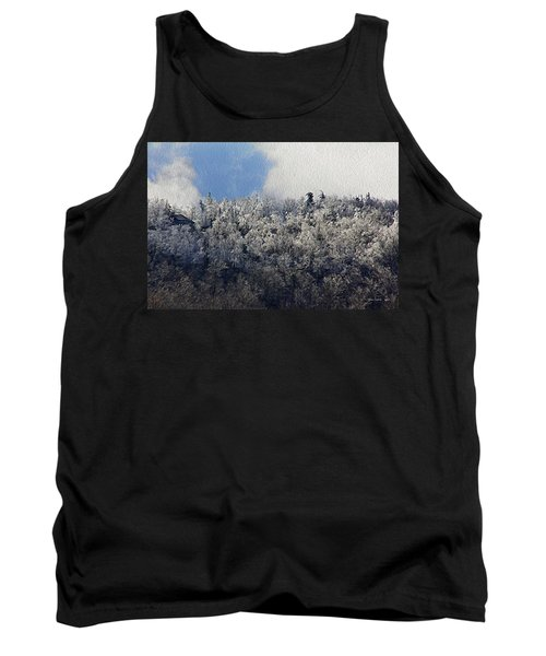Frost Line Tank Top