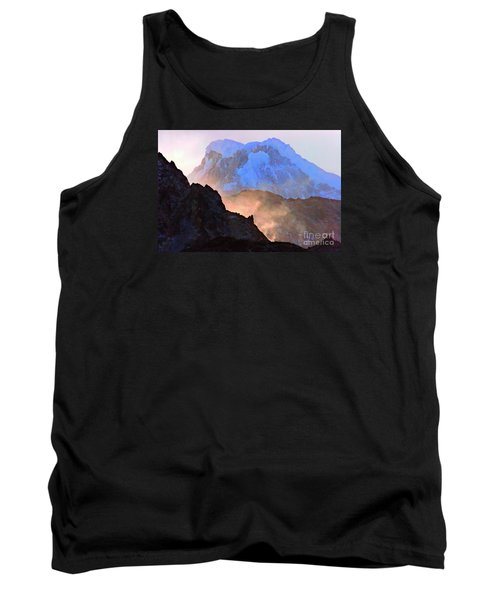 Frozen - Torres Del Paine National Park Tank Top