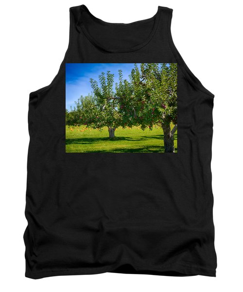 Fruits And Vegetables Tank Top by Fred Larson