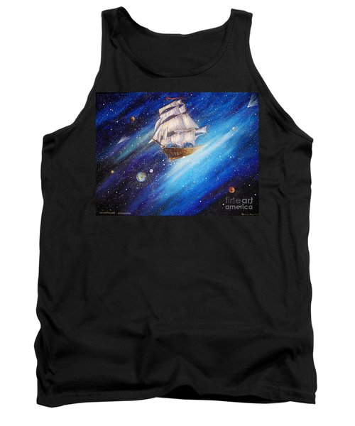 Galactic Traveler Tank Top