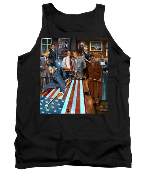 Game Changers And Table Runners P2 Tank Top