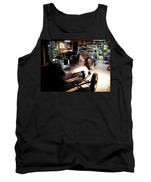 Garage Tour Tank Top