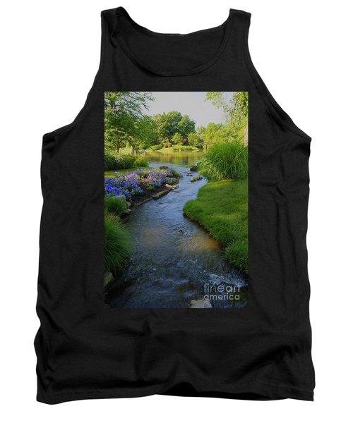 Garden Stream Hdr #9795 Tank Top