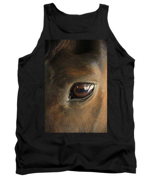 Gateway To A Horses Soul Tank Top