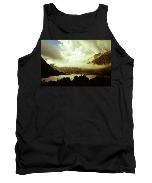 Gathering Clouds  Tank Top