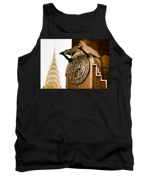 General Electric Building 2 Tank Top