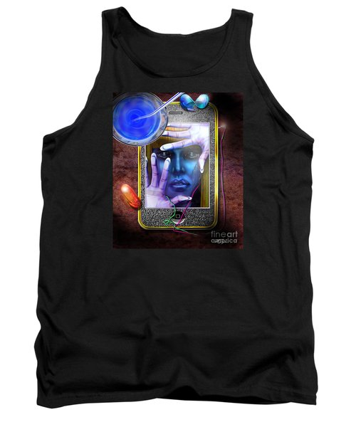Generation Blu - The Blu Pill Makes Kool Aid Tank Top
