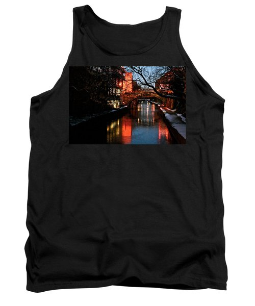 Georgetown Glimmer Tank Top