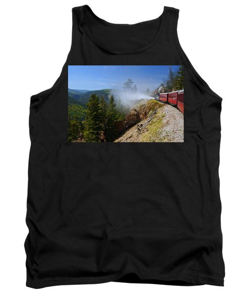 Getting Steamed Tank Top
