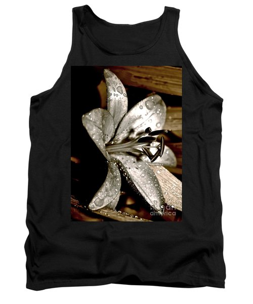 Gilded Lilies 3 Tank Top