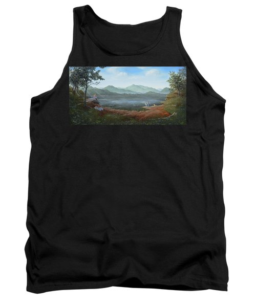 Girls Day Out Tank Top by Duane R Probus