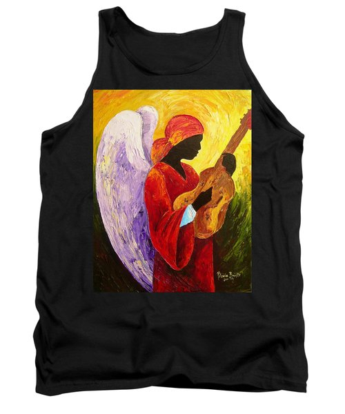 Gloria In Excelcis Deo Tank Top