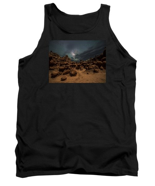 Goblins Realm Tank Top