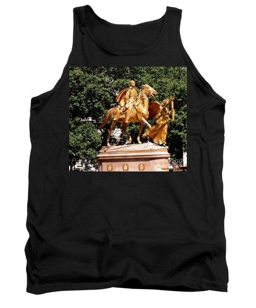 Tank Top featuring the photograph God's Protection by Luther Fine Art