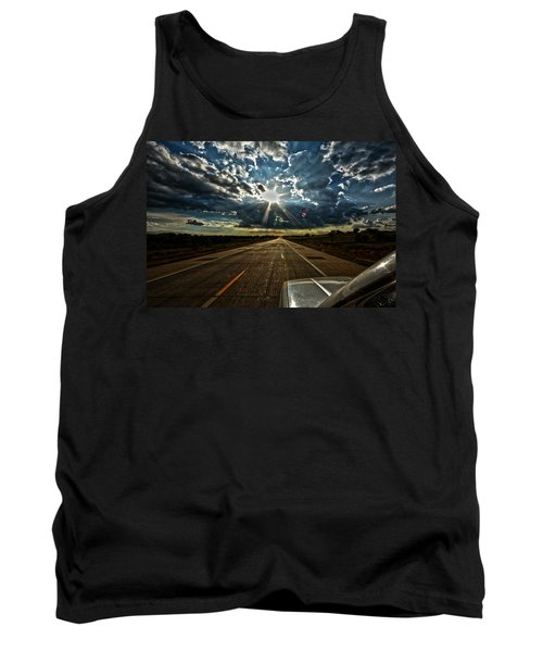 Going Home Tank Top by Brian Duram