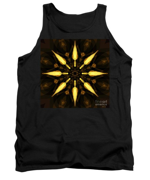 Golden Arrows Tank Top