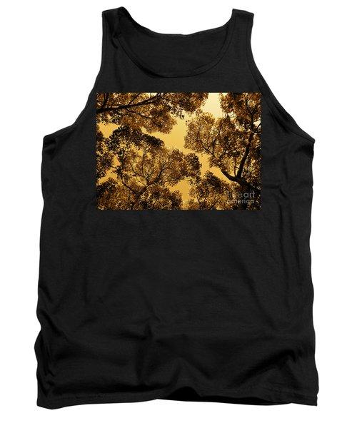 Golden Camphor Tank Top
