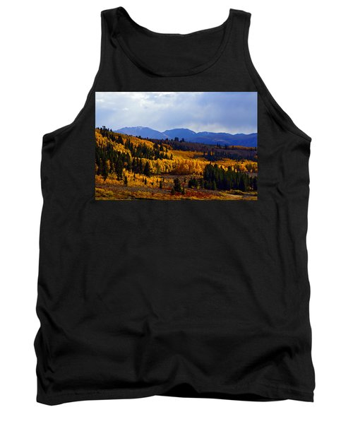 Golden Fourteeners Tank Top