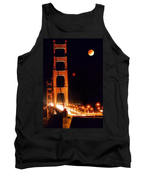 Golden Gate Night Tank Top