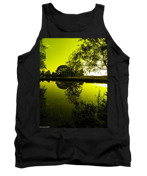 Golden Pond Tank Top by Nick Kirby